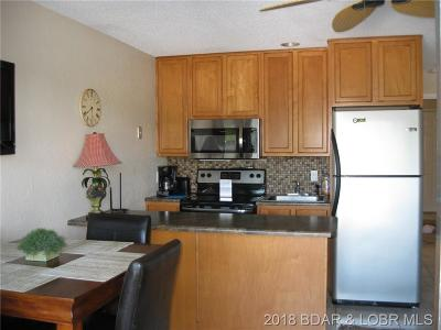 Osage Beach MO Condo For Sale: $62,000