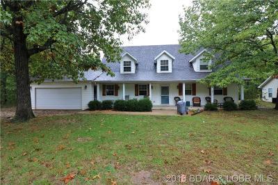 Sunrise Beach Single Family Home Active Under Contract: 141 Cinnamon Ridge Road