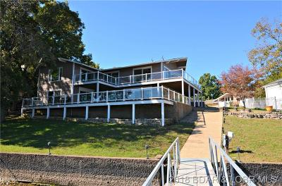 Lake Ozark Single Family Home For Sale: 134 Norwood Court