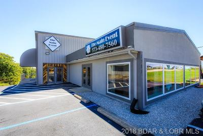 Lake Ozark Commercial For Sale: 1785 Bagnell Dam Boulevard