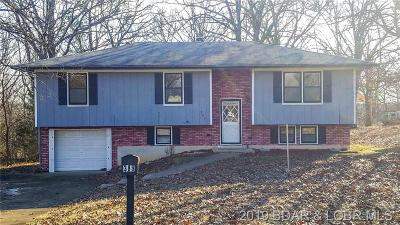 Camdenton Single Family Home For Sale: 389 Lakeview Drive