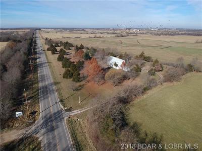 Barnett Single Family Home For Sale: 18031 Highway 52
