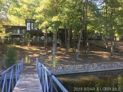 Four Seasons Single Family Home Contingent: 176 Timber Ridge Lane