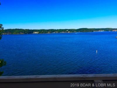 Lake Ozark Condo For Sale: 28 Hawk Harbor Lane #3c