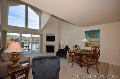 Camdenton Condo For Sale: 626 Clearwater #4F