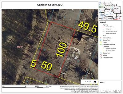 Osage Beach MO Residential Lots & Land For Sale: $20,000