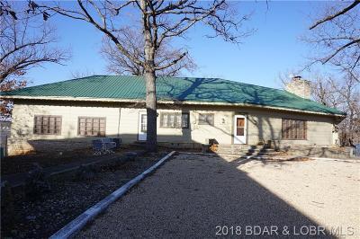 Gravois Mills Single Family Home For Sale: 31624 Millstone Estates