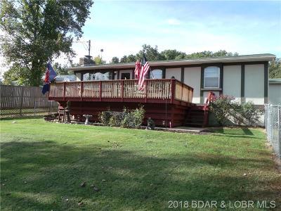 Gravois Mills Single Family Home For Sale: 30449 Hickory Lane