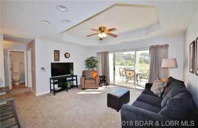 Lake Ozark Condo For Sale: 140 Charleston Drive #1A & 1B