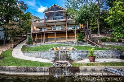 Lake Ozark Single Family Home For Sale: 1836 Palisades Drive