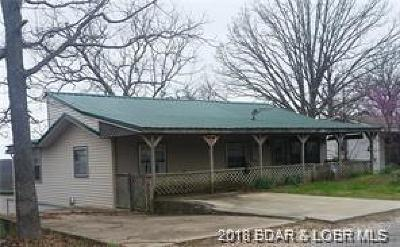 Warsaw Single Family Home For Sale: 19984 Lakeview Road