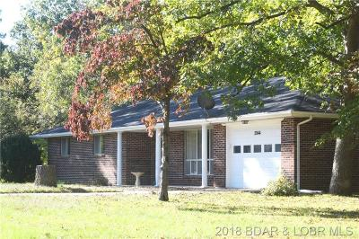 Tuscumbia Single Family Home For Sale: 2044 Hwy 52