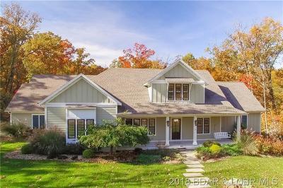 Lake Ozark Single Family Home For Sale: 336 Cherry Hill Lane