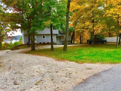 Lake Ozark Single Family Home For Sale: 93 Eagle Crest Road