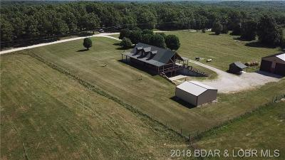 Versailles Single Family Home For Sale: 13278-A Hoosier Road