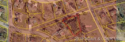Osage Beach Residential Lots & Land Contingent: Harbor Heights