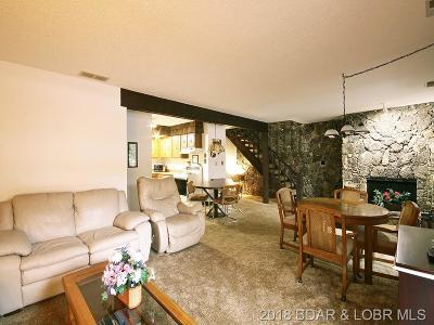 Lake Ozark Condo For Sale: 75 Den Cove Lane #75