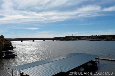 Osage Beach Condo For Sale: 321 Bridge Pointe #321