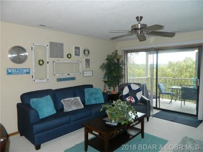 Osage Beach Condo For Sale: 2500 Bay Point Village Drive #721