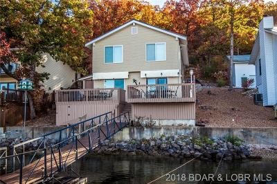 Lake Ozark Single Family Home Contingent: 130 Westwind Drive