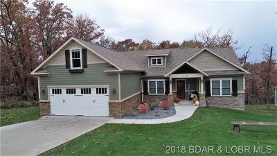 Camdenton Single Family Home Contingent: 3145 Cross Creek Road