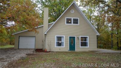 Linn Creek Single Family Home For Sale: 144 Dusty Trail