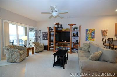 Lake Ozark Condo For Sale: 329 Bristol Bay Drive #4A
