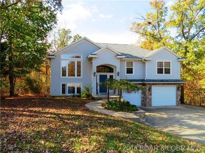 Single Family Home For Sale: 609 Linn Creek Road