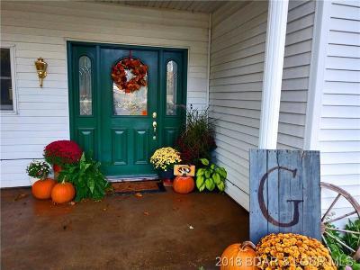 Stover Single Family Home For Sale: 3677 Big Buffalo Road