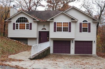Camdenton Single Family Home For Sale: 488 Arthur Drive
