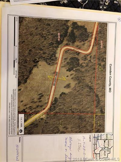 Residential Lots & Land For Sale: Tbd Highpoint Road