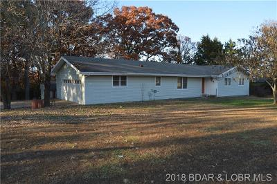 Osage Beach Single Family Home For Sale: 700 Hwy. D