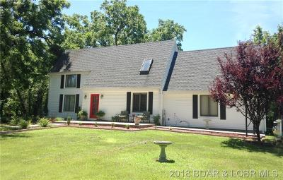 Eldon Single Family Home Active Under Contract: 45 Hwy Mm