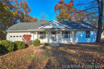 Lake Ozark Single Family Home For Sale: 448 Cherokee Road