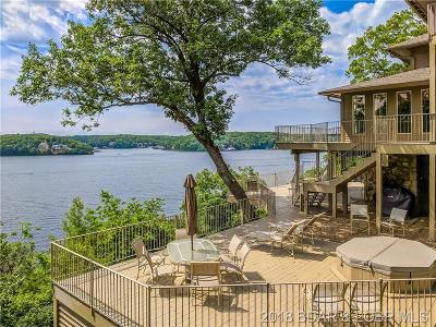 Lake Ozark Single Family Home For Sale: 16 & 52 Hawk Hill Court