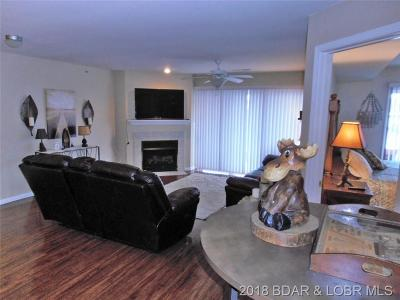 Camdenton Condo For Sale: 616 Clearwater Drive #1C