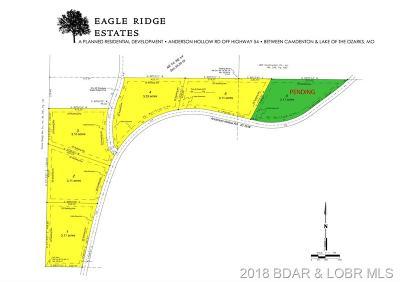 Residential Lots & Land For Sale: Lot 5 Eagle Ridge Estate