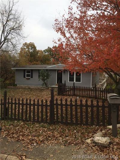 Camdenton Single Family Home For Sale: 36 Jackson Street