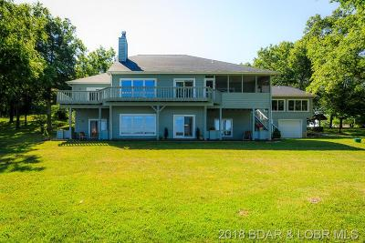 Camdenton Single Family Home Active Under Contract: 321 Minnowbrook Road