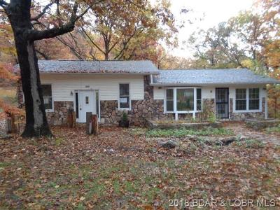 Rocky Mount Single Family Home For Sale: 146 Jade Road
