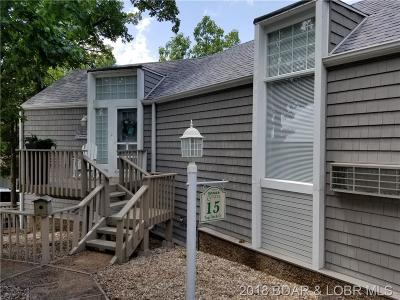 Single Family Home For Sale: 15 Top Deck Lane
