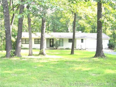 Rocky Mount Single Family Home Active Under Contract: 27799 Hwy W