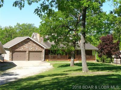 Gravois Mills Single Family Home Active Under Contract: 27714 Cook Road