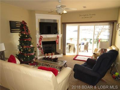 Camdenton Condo For Sale: 298 Cedar Heights Drive #1B