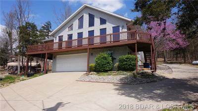 Camdenton Single Family Home For Sale: 344 West Lake Park