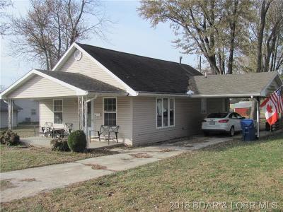 Versailles Single Family Home For Sale: 409 Krekel Street N