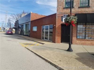Camdenton Commercial For Sale: 46 East 54 Highway E
