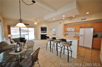 Lake Ozark Condo For Sale: 85 Monarch Cove Court #3E