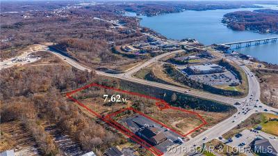 Lake Ozark Residential Lots & Land For Sale: Bus 54 Bagnell Dam Boulevard