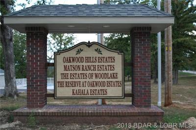 Linn Creek Residential Lots & Land For Sale: Lot 26-27 Quiet Meadows Drive